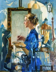 International Art Gallery: Svetlana Kropacheva internationalart-gallery.blogspot.com768 × 986Buscar por imagen Svetlana Kropacheva  Francis Luis Mora (1874-1940) - Buscar con Google
