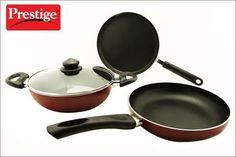 Kitchen Spl Rs.1749 for a Prestige Omega Deluxe Set - HundredCoupons.com   Hundred Coupons