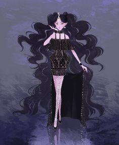 Sailor Moon / Queen Nehelenia