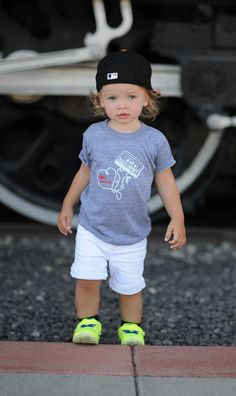 8ac2ac53eaa summer boy how stinkin cute! Scout The City · Kids Fashion Summer