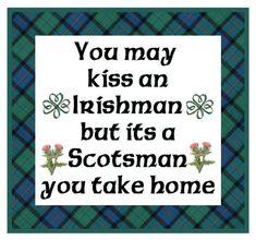 irish v scottish  we know someone who would love this :)