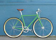 Kawasaki Green | Mission Bicycle Company