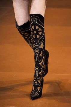 Versace Boots Collection & more details