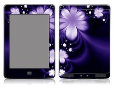 Bundle Monster Kindle Touch Vinyl Decal Art Sticker - Purple Flower by Bundle Monster. $3.45. Decorate and personalize your ereader! Our Bundle Monster skins are fabricated from a supurb vinyl material that fits well into most accessories and cases and leaves no sticky residue upon removal. The design comes pre-perforated and requires no trimming on your end. TIP for putting on skin design: First align accurately and then slowly apply from one edge to the opposite si...