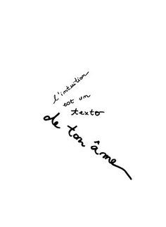 """""""Lorsque nous acceptons de suivre notre intuition et de partir vers l'inconnu, nous découvrons bien plus que ce que nous espérions, nous allons au-delà de ce que nous appelons Moi, nous découvrons un nouveau continent qui s'appelle Soi.""""  Thierry Janssen // Citation :  Olivia Zeitline"""