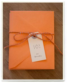 inchmark - inchmark journal - 10! sweet idea for favorite memories for anniversary or birthday
