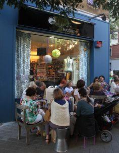 2012 Día Internacional de Tejer en Público www.elpuntomadrid.com
