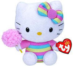 Ty Hello #Kitty - Cotton #Candy #WhimsicalUmbrella