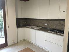 Cucina Evolution Scavolini www.magnicasa.it #design #scavolini #evolution #white #kitchen