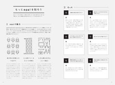 history book of epa! 2008-2013 – Art Direction, Design Ryo Kuwabara Text Shouhei Yamaguchi Client epa! Country Japan 2014