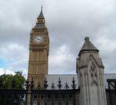 Intern in London