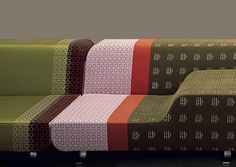 Hella Jongerius' Repeat FabricCollection - Textile Blog - | Trends | Style | Innovation | Technology | Textilepedia - The Textile Encyclope...