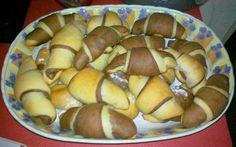 Kakaós kifli recept fotóval