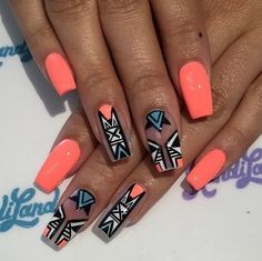 Spring/summer nails @KortenStEiN
