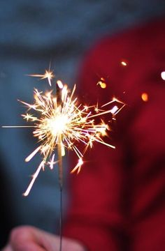 Baby, you're a Firework...   ~~ Houston Foodlovers Book Club
