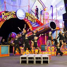 Ringling Bros. Presents: Circus Xtreme - Cannon
