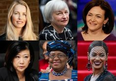 The World's 100 Most Powerful Women - Forbes   You read about them and see what they all have in common!
