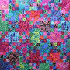Kaffe Fassett quilt pattern. | + Quilts DIY + Community