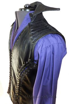 Rumplestiltskin from Once upon a time - waistcoat & shirt. Can be made to order.