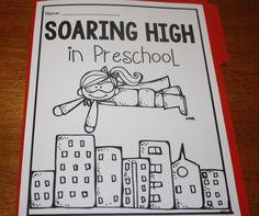 Progress Monitoring Portfolio for Preschool and Kindergarten! https://www.teacherspayteachers.com/Product/Soaring-High-Progress-Monitoring-Portfolio-2014922