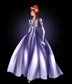 Disney Haut Couture - Cinderella by selinmarsou