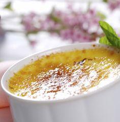 Simple & Easy Brazilian Vanilla Crème Brûlée - Easy Brazilian Recipes
