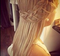 I love this hair do!!! I can't pick one for Sarah's wedding!!!