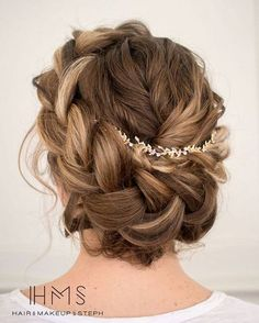 110 Wedding Hairstyles for Long Hair from Hair and Makeup by Steph | Hi Miss Puff - Part 2
