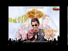SILVANO SALES - VOL 18 (CD COMPLETO) 2015
