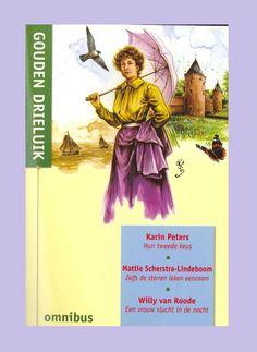 In 2002 verscheen mijn eerste roman bij VCL: Zelfs de sterren leken eenzaam. Hierin komt de jonge wees Hermieneke terecht in het huis van haar tirannieke tante. Het is een historische roman die zich in Friesland rond 1900 afspeelde.  Om naamsbekendheid te krijgen kreeg mijn roman een plaatsje in een omnibus, de Gouden Drieluik genaamd. Daar stond mijn naam tussen klinkende namen als Willy van Roode  en Karin Peters.