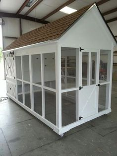 Texas Port View Chicken Coop