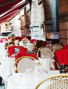 Paris Cafe....someday!