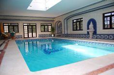 Indoor pool #carvoeiro #luxury