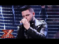 Paul Akister sings Meat Loaf's Bat Out Of Hell | Live Week 4 | The X Factor UK - YouTube