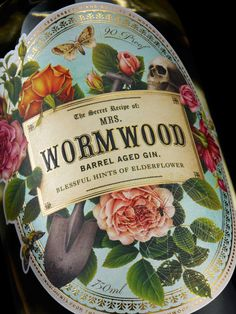 """Check out this @Behance project: """"Mrs.Wormwood"""" https://www.behance.net/gallery/57459749/MrsWormwood"""