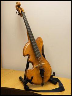 DIY Funworks: Building a electric cello | DIY Electric ...