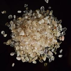 Extra 10Gram Free 100 Gram Natural Citrine  Mineral Crystal Beads Tumbled  stone Home Fountain Decor Crystal Healing Reiki
