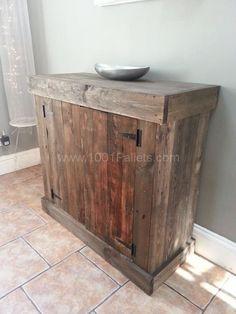 Pallet Cupboard Pallet Cabinets & Wardrobes