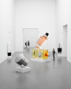Cosmetic Art Gallery Still Life Photography, photographed by Still Life Photographer Daniel Lindh