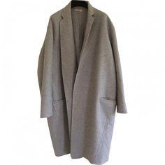 Celine Cashmere Oversized Coat CELINE