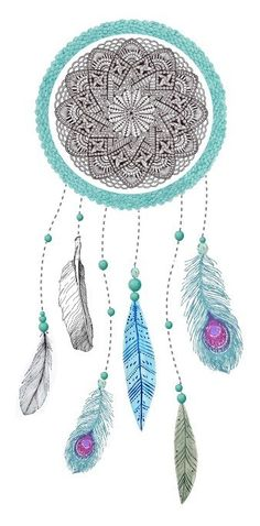 still stirring up ideas for my dream catcher tattoo :) maybe a feather for each kiddo Los Dreamcatchers, Dream Catcher Tattoo, Dream Catchers, Dream Catcher Painting, Bild Tattoos, Poster S, Tattoo Inspiration, Cool Tattoos, Tatoos