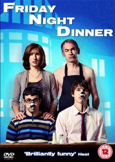 Friday Night Dinner  Simon Bird, Tamsin Grieg, Tom Rosenthal, Paul Ritter, Mark Heap : CHANNEL 4