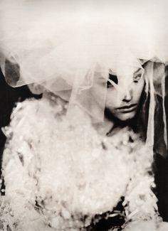 Vera Wang, circa 2001, Photographer: Paolo Roversi