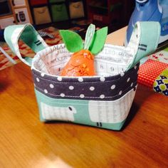 mini version of one hour basket