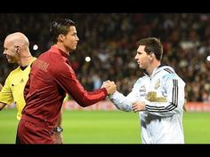 Lionel Messi vs Cristiano Ronaldo ● Ultimate Skills 2014-2015 http://1502983.talkfusion.com/es/