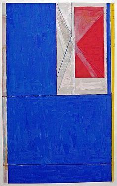 Richard Diebenkorn, Blue