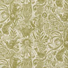 Mark Hearld fabrics and wallpaper
