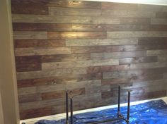 Wood wall – using cedar fencing, burn the cedar with a torch (to bring out grain… – Modern Design - Modern Cedar Shiplap, Cedar Walls, Salvaged Wood Projects, Wooden Fireplace Surround, Stained Shiplap, Faux Panels, Cedar Boards, Cedar Fence, Ship Lap Walls
