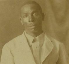 Richard Jackson, 34 years old Pinned by VintageVirginIslands.com