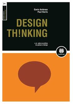 Design Thinking (Gavin Ambrose / Paul Harris) - Portuguese Edition